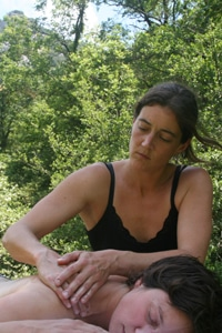 massage du dos 1