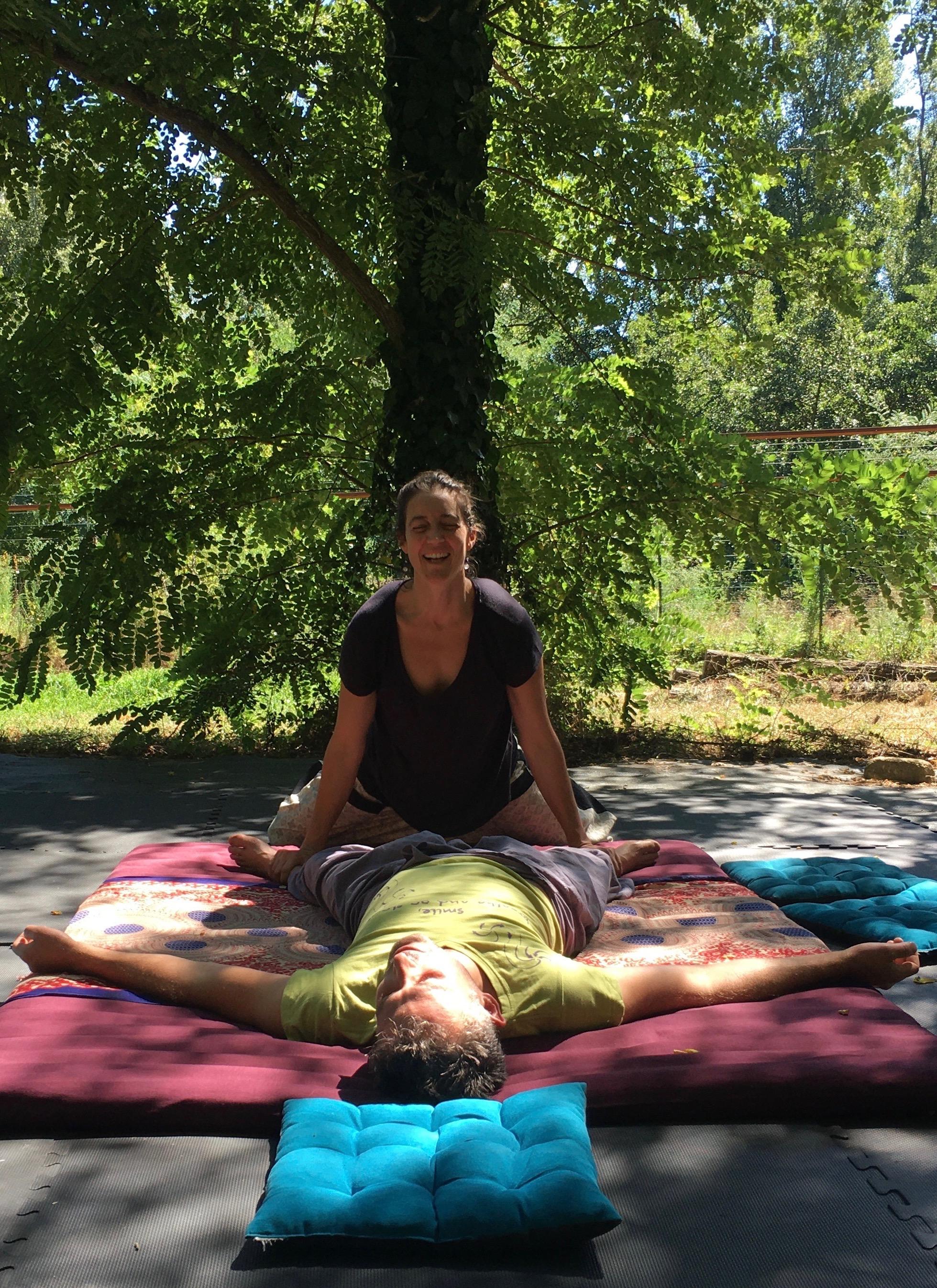 atelier (re)découverte du massage thaï